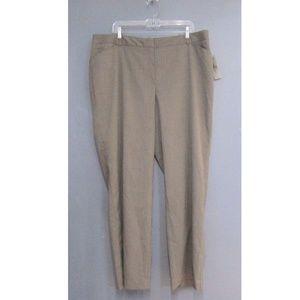 NEW Worthington Woman Modern Fit Pants Size 20W